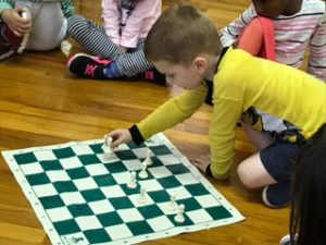 After-school karate and chess